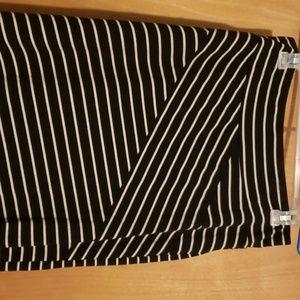 Stylish subtly sexy skirt